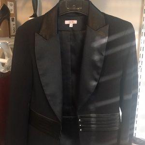 Cache blazer/suit jacket